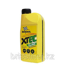 Синтетическое масло BARDAHL XTЕC 5w40 1л