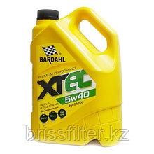Синтетическое масло BARDAHL XTЕC 5w40 5л