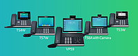 Компания Yealink представляет новые бизнес-телефоны серии T5