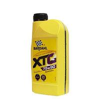 Трансмиссионное масло BARDAHL XTG 75W90 GL-5  1 л.