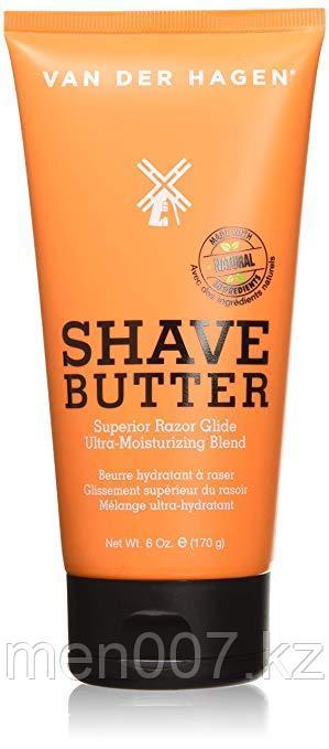 Van Der Hagen Shave Butter (Крем для бритья)