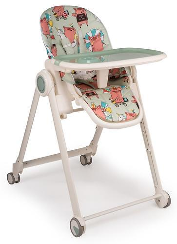 Стул для кормления Happy Baby Berny Basic Green