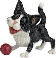 Статуэтка декоративная Arora Кошка Джесс, Высота: 115 мм, Материал: Керамистоун, Цвет: Разноцветный, (361)
