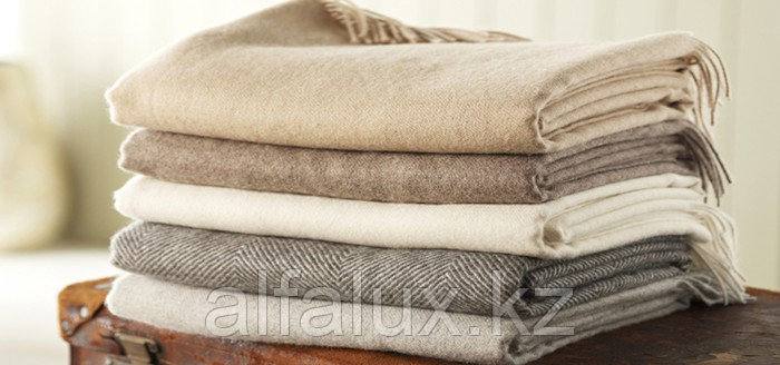 Аквачистка одеял и пледов