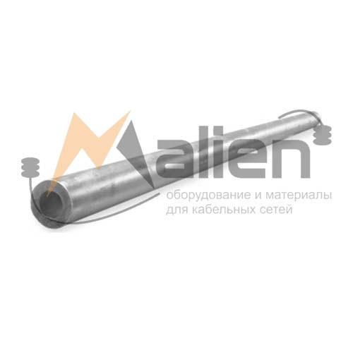 Ось для кабельного домкрата г/п до 12000 кг, d=108 мм, L=2500 мм (в комплекте с поджимными башмаками)