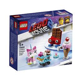 Конструктор Lego Movie 2 70822 Конструктор 2 Самые лучшие друзья Кисоньки!