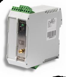Устройство мониторинга УМ-31М GSM/GPRS/USB, (от 1 до 5)RS485-32-IP20