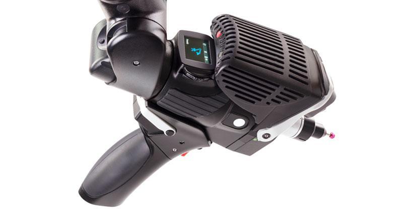 Лазерный сканер RS5
