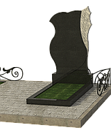 Памятник из гранита ПГ-7