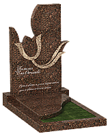 Надгробие на могилу из гранита ПГ-14