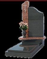 Элитное надгробие из гранита ПГ-15