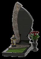 Памятник на могилу из гранита ПГ-19