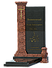 Памятник на могилу ПГ-22