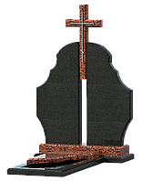 Элитное надгробие из гранита ПГ-25