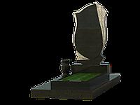 Гранитный комплекс на 1 могилу МКГ5