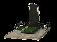 Комплекс мемориальный на 1 могилу МКГ6