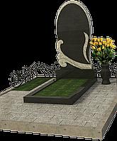 Мемориальный комплекс на 1 могилу МКГ8