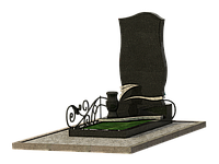 Могильный комплекс на 1 могилу МКГ18