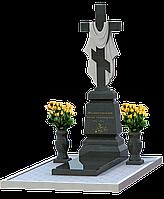 Комплекс гранитный на 1 могилу МКГ26