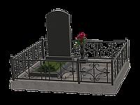 Могильный комплекс 1 памятник МКГ30