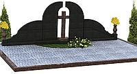 Мемориальный комплекс на 2 могилы МКГ40