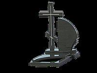 Крест могильный гранитный КГ-4