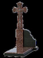 Могильный крест из гранита КГ-5