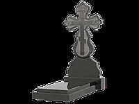 Крест могильный из гранита КГ-8