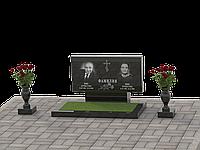Памятник на двоих на могилу П2М-2