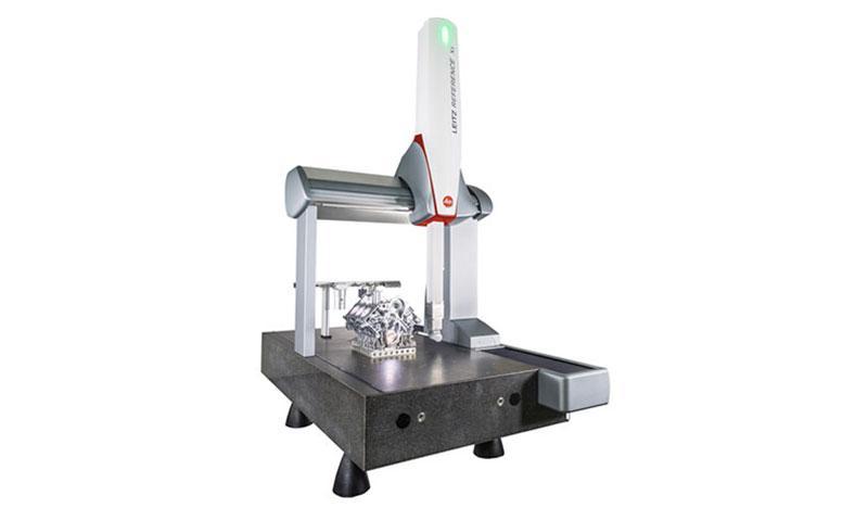 Leitz Reference Xi Сверхточная координатно-измерительная машина с расширенным применением