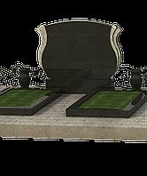 Надгробие на двоих П2М-7
