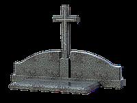 Гранитный памятник на двоих П2М-16