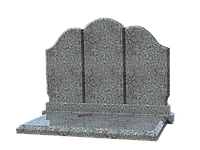 Надгробие на двоих П2М-18