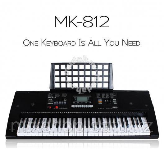 Синтезатор детский (пианино электронное), 61 клавиша,  (220V)