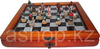 Шахматы Wise Unicorn WU70962, Корпус: Дерево, Покрытие: Матовый лак, Высота фигур: От 4 до 5 см
