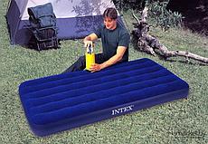 Надувной матрас INTEX 68757 размер 99х191х22см