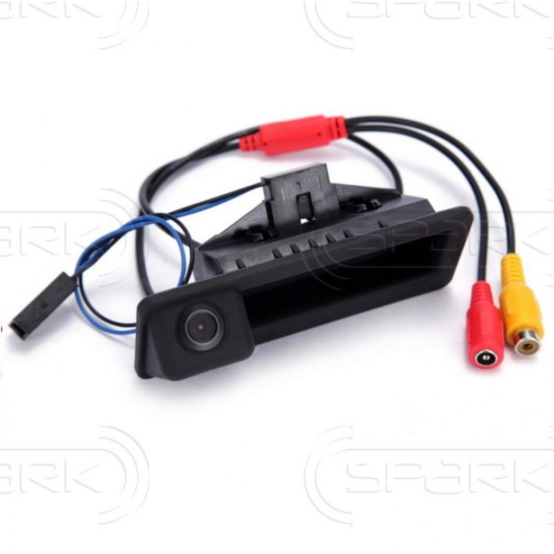 Штатная камера заднего вида для BMW 3Series/ 5Series/X5/X6/ X1/ 320i / X6 335i / 14 BMW X5 / 14 BMW X6