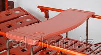 Надкроватный столик, коричневый, пластик для кроватей серии MET KARDO, DB, E, YG, фото 2