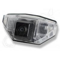 Штатная камера заднего вида для Honda CRV (07+), Fit (хетчбек), Crosstour