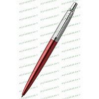 Ручка шариковая JOT KENSINGTON RED CT BP M BLU GB Parker