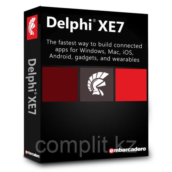 Среда программирования Delphi XE7