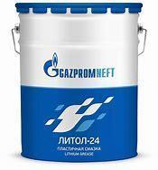Пластичные смазки Газпром (GAZPROMNEFT)  Литол-24 8кг, фото 1