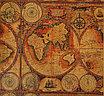"""Бумага упаковочная крафт """"Карта"""", 0.7 х 10 м, 60г/м2   3093872, фото 2"""