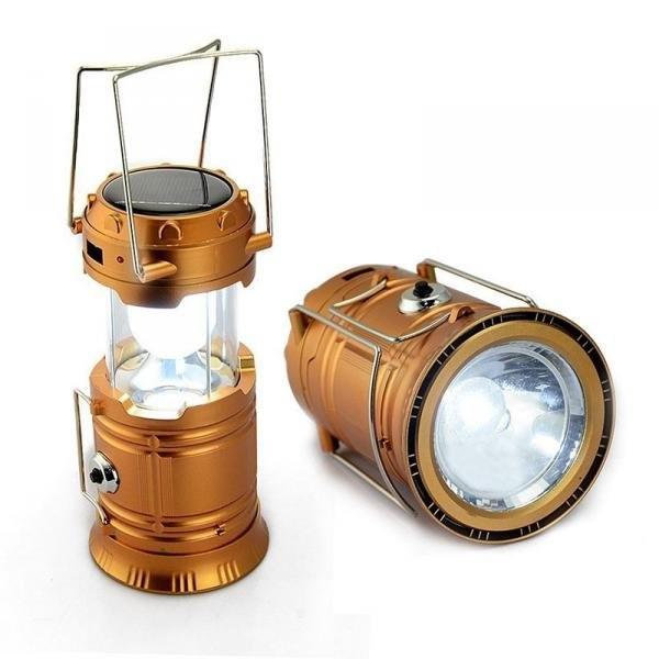 Кемпинговый фонарь SX-5800T