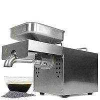 Маслопресс Akita jp AKJP-800 miniprofessional электрический шнековый пресс для холодного горячего отжима масла