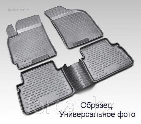 Коврики 3D в салон NISSAN Almera , 2012->, 4 шт. (полиуретан), фото 2