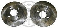 Тормозные диски Audi 100 quattro (84-90, задние, Optimal)