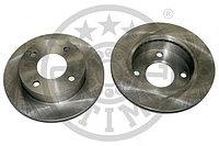 Тормозные диски Nissan Micra K10 (передние, вентилируемые, Optimal), фото 1