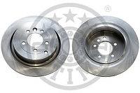 Тормозные диски Range Rover Sport (05-..., задние, Optimal), фото 1