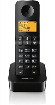Радиотелефон Philips D2101B/51